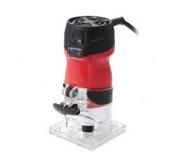 2200W Electric Hand Trimmer Router Wood Carving Machine 6 Speed Setting
