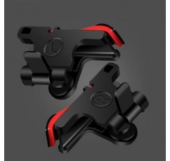 2PCS Trigger Fire Button Aim Key Eat Chicken Game Controllers