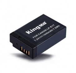 Kingma LP E17 Rechargeable Camera Li-ion Battery for Canon