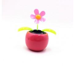 Car Solar Power Flower