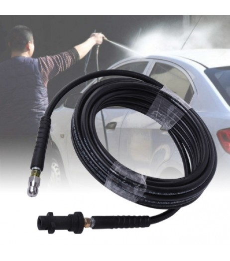 10m High Pressure Water Cleaning Hose for Karcher K2 - K7 Car Washer