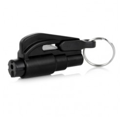 2-in-1 Safety Hammer Keychain