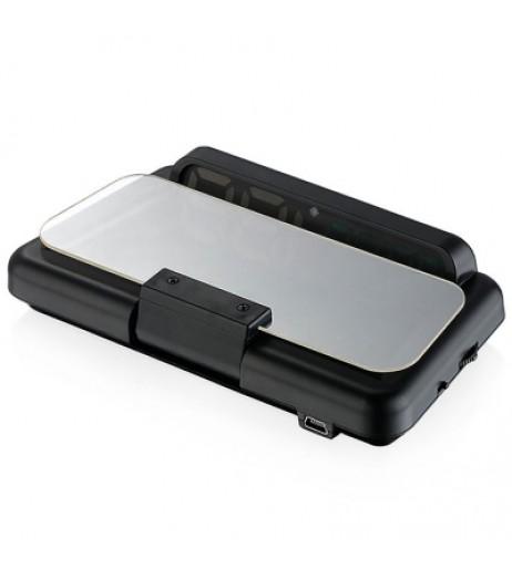 Car C500 5 inch OBD2 HUD Head-up Display