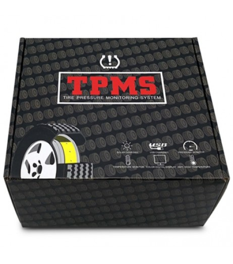 Car Tire Pressure Monitoring System