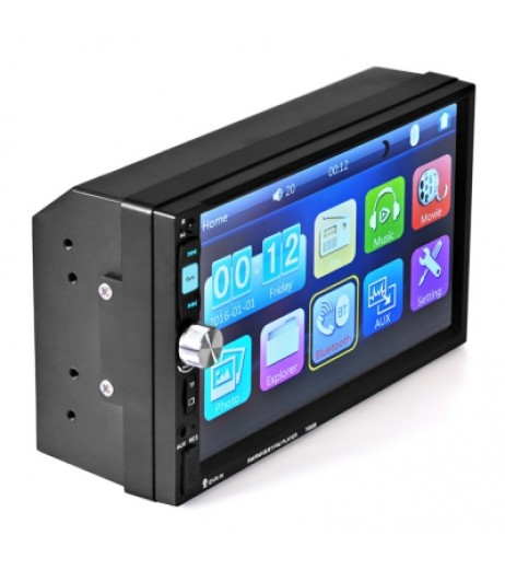 7080B Bluetooth Auto MP5 Player