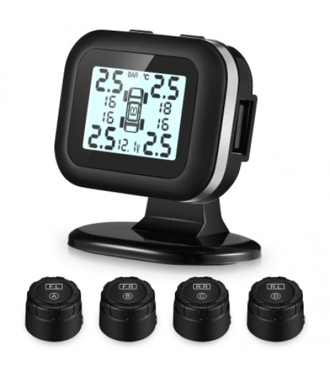 ZEEPIN C120 Tire Pressure Monitoring System