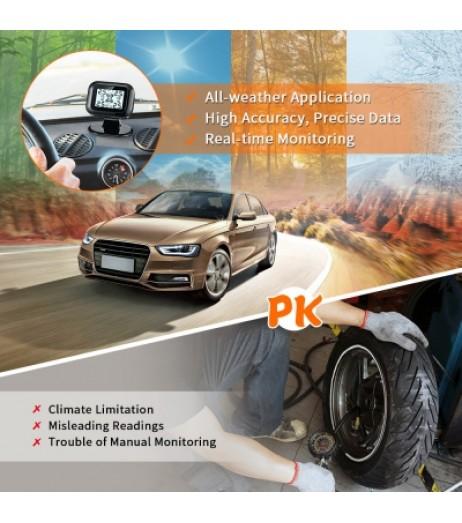ZEEPIN C120 Tire Pressure Monitoring System